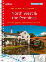 Collins Maps North West & the Pennines