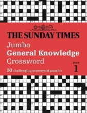 The Times Mind Games The Sunday Times Jumbo General Knowledge Crossword Book 1