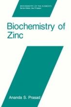 Ananda S. Prasad Biochemistry of Zinc