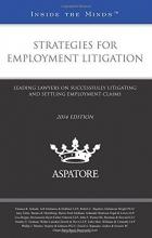 Strategies for Employment Litigation 2014