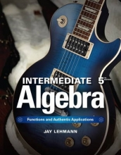 Jay Lehmann Intermediate Algebra