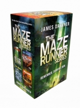 James,Dashner Maze Runner Series Box Set (book 1-4)
