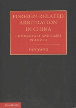 Yang, Fan Foreign-Related Arbitration in China 2 Volume Hardback Set