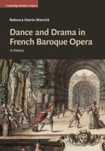 Harris Warrick, Rebecca Cambridge Studies in Opera