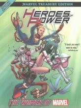 Chris Hastings,   Mark Waid Heroes Of Power: The Women Of Marvel - All-new Marvel Treasury Edition