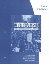 Didier Bertrand,   Janet Solberg,   Larbi Oukada Student Workbook for Oukada/BertrandSolberg`s Controverses, Student Text, 3rd
