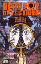 Litt, Toby Dead Boy Detectives 1