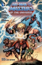 Abnett, Dan He-Man and the Masters of the Universe 4