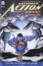Pak, Greg Superman Action Comics 6