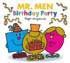 HARGREAVES, ROGER Mr. Men: Birthday Party