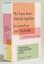 Poems for Friendship & Joy (notecards)