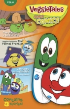 Big Idea Entertainment LLC VeggieTales Supercomics
