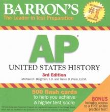 Bergman, Michael R.,   Preis, Kevin D. Barron`s AP United States History
