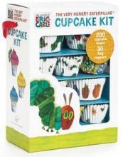 Carle, Eric The Very Hungry Caterpillar Cupcake Kit