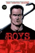 Garth Ennis The Boys Omnibus Vol. 1 TPB