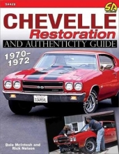 Rick Nelson Chevelle Restoration and Authenticity 1970-1972