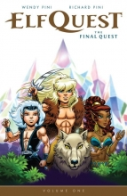 Pini, Wendy,   Pini, Richard Elfquest 1