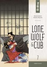 Koike, Kazuo Lone Wolf & Cub Omnibus 7