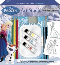 The Disney Storybook Artists Disney Frozen Art Studio