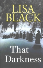 Black, Lisa That Darkness