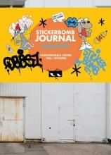 Studio Rarekwai Stickerbomb Graffiti Journal