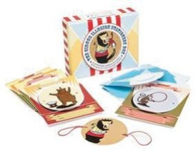 Evans, Melvyn Circus Illusion Stationery Box