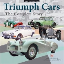 Graham Robson,   Richard Langworth Triumph Cars - The Complete Story