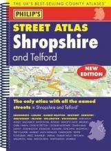 Philip`s, Philip`s Philip`s Street Atlas Shropshire and Telford