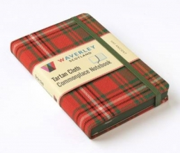 Waverley Scotland Hay Ancient: Waverley Genuine Tartan Cloth Commonplace Noteb