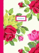 Cath Kidston Chelsea Roses Notebook