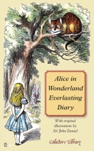 Carroll, Lewis Alice in Wonderland Everlasting Diary