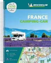 , *ATLAS MICHELIN FRANKRIJK CAMPING CAR 2020