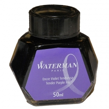 , Vulpeninkt Waterman 50ml standaard paars
