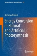 Brinkert, Katharina Energy Conversion in Natural and Artificial Photosynthesis