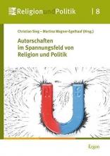 Autorschaften im Spannungsfeld von Religion und Politik