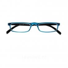 G31200 2.00 , I need you leesbril half-line blauw/zwart 2.00