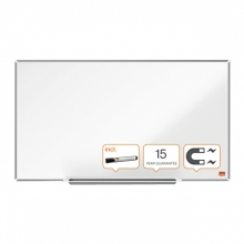 , Whiteboard Nobo Impression Pro Widescreen 40x71cm staal