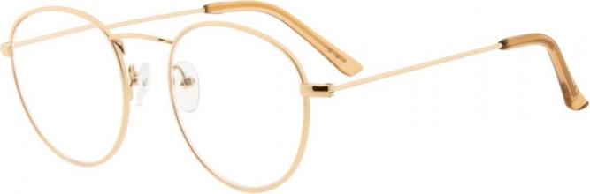 Scg018 , Leesbril icon eyewear goldy 2.00
