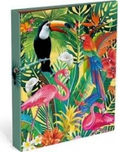 , Ringband a4 23-rings good vibes toucan