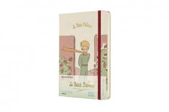 , Moleskine 18 MND Agenda - 2020/21 - LE Planner - Petit Prince - Dagelijks - Large (14x21 cm) - Roses - Harde Kaft