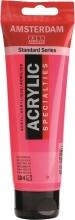 , Talens amsterdam acrylverf tube 120 ml.reflexrose 384