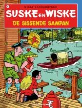 Willy  Vandersteen Suske en Wiske De sissende sampan 094