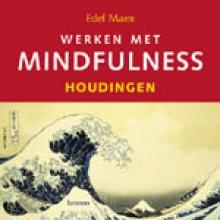 Edel  Maex Werken met mindfulness - Houdingen (incl. cd)