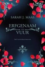 Sarah J. Maas , Erfgenaam van vuur