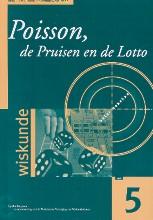 R. Nobel H. Tijms  F. Heierman, Poisson, de Pruisen en de lotto