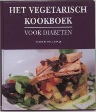 D. Declercq , Het vegetarisch kookboek voor diabeten