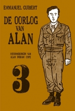 Emmanuel Guibert , De oorlog van Alan 3