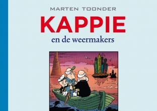 Toonder,,Marten Kappie 136