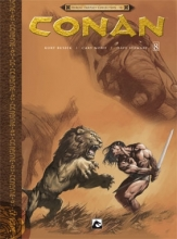 Kurt  Busiek Heroic Fantasy Collection Conan  8 De toren van de olifant