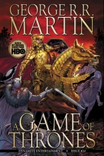 George R.R.  Martin A game of Thrones boek 10